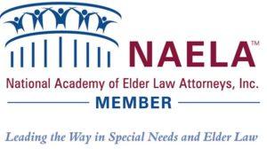 NAELA, National Academy of Elder Law Attorneys Member